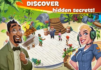 Download Lost Island: Blast Adventure 1.1.560 APK