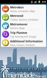 screenshot of MDT Tracker version 1.5