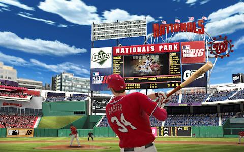 screenshot of MLB PERFECT INNING 16 version 4.1.0