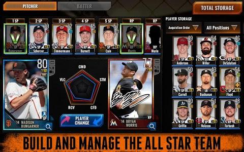 screenshot of MLB Perfect Inning 15 version 3.1.5