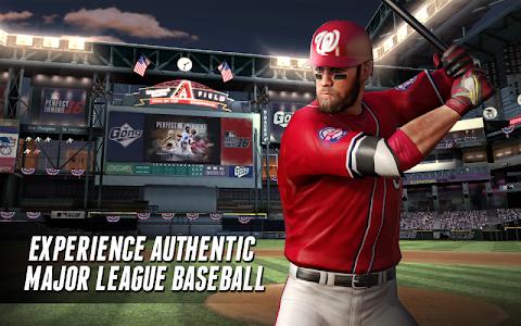 screenshot of MLB PERFECT INNING 16 version 4.0.6