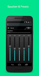 screenshot of MP3 Music download player pro version 1.0.7