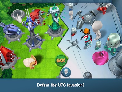 Download Tower Madness 2: 3D Defense 2.1.1 APK