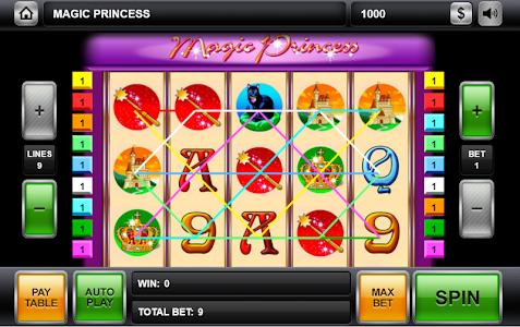 Download Magic Princess Slot Machine 1.0 APK