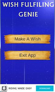 Download Make My Wish Genie 1.0 APK