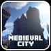 Download Medieval city minecraft map 1.0 APK