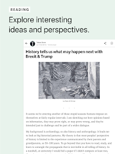 screenshot of Medium version Varies with device