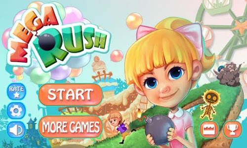 Download Mega Rush 1.3 APK