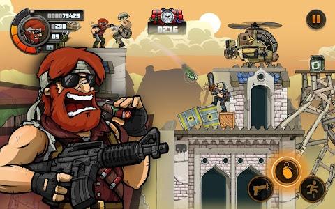 screenshot of Metal Soldiers 2 version 1.0.2
