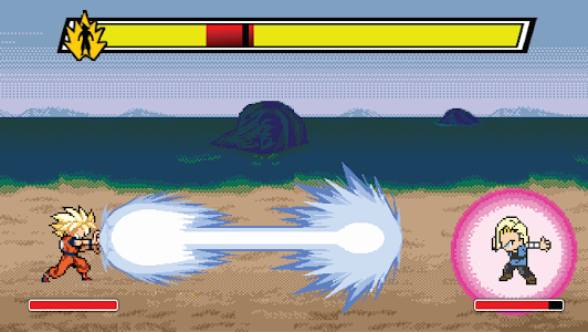 Download Mini Dragon Saiyan Warrior 1.2 APK