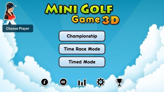 Download Mini Golf Game 3D FREE 1.6 APK