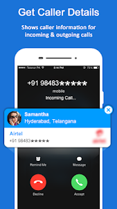 screenshot of Mobile Number Location Tracker version 3.6