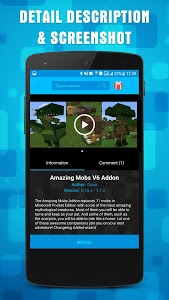 Download Mods for MCPE 1.16.1 APK