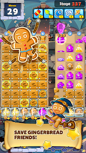 screenshot of MonsterBusters: Match 3 Puzzle version 1.3.51