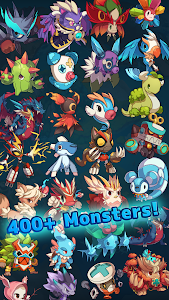 screenshot of Monster Raid version 2.0.0