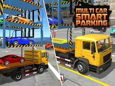 Download Multi Car Smart Parking Truck 1.0 APK