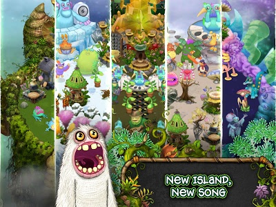 screenshot of My Singing Monsters version 1.3.6