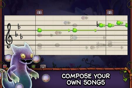 screenshot of My Singing Monsters version 2.1.0