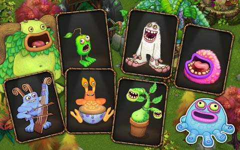 screenshot of My Singing Monsters version 1.3.0