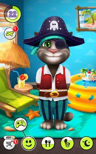 Download My Talking Tom 4.9.0.175 APK