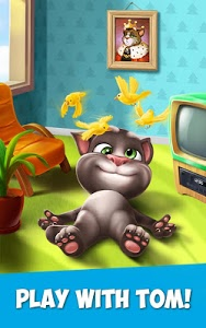 Download My Talking Tom 4.8.1.94 APK