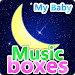 Download My baby Music Boxes (Lullaby)  APK