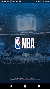 screenshot of NBA App version 7.1028