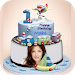 Download Name Photo on Birthday Cake 1.4 APK