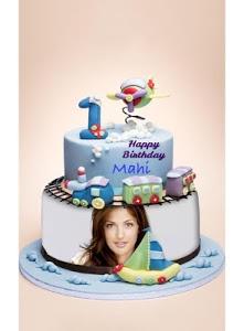 Download Name Photo on Birthday Cake 1.4 APK