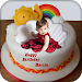 Download Name Photo on Birthday Cake 2.0 APK