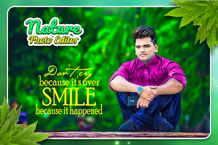 Download Nature Photo Frame 1.9 APK