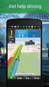 screenshot of Navitel Navigator GPS & Maps version 9.6.2385