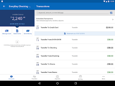 Download Navy Federal Credit Union 6.0.2 APK