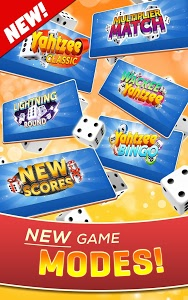 screenshot of New YAHTZEE® With Buddies Dice Game version 5.6.5