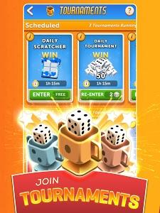 screenshot of New YAHTZEE® With Buddies Dice Game version 5.5.2