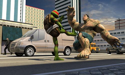 Download Ninja Turtle Warrior 1.0 APK
