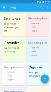 Download Notepad - Notes with Reminder, ToDo, Sticky notes 1.2.0 APK