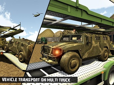 Download OffRoad US Army Transport Sim 2.3 APK