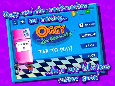 screenshot of Oggy version 1.3.1