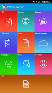 Download PDF Converter:Documents To PDF 1.20 APK