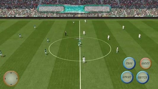 screenshot of PES 2017 version 1.0