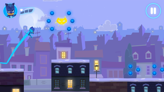 screenshot of PJ Masks: Moonlight Heroes version 2.2.0
