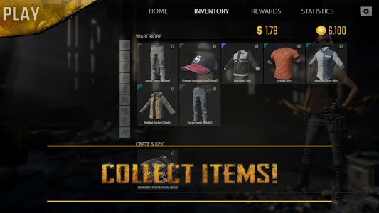 Download PUBG Clicker | Crates Simulator 1.0.0 APK