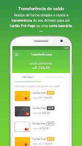 screenshot of PagSeguro Minha Conta version 2.7.2