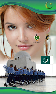 Download Pakistan Defence Day – 6 Sep Profile Photo Frame 1.0 APK