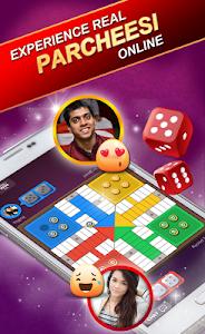 screenshot of Parcheesi version 1.0.9