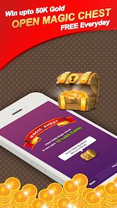 screenshot of Parchisi STAR Online version 1.36.41