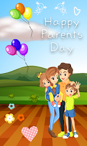 Download Happy Parents Day Greetings 1.3 APK