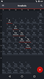 Download Periodic Table 2018 0.1.65 APK