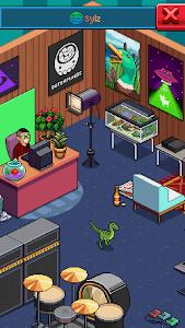 screenshot of PewDiePie's Tuber Simulator version 1.27.0